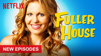Netflix box art for Fuller House - Season 3